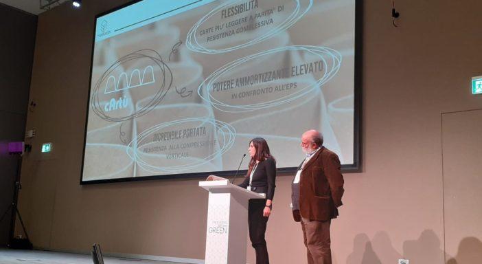 Presentato a FICO Cartù, il cartone ondulato più sostenibile