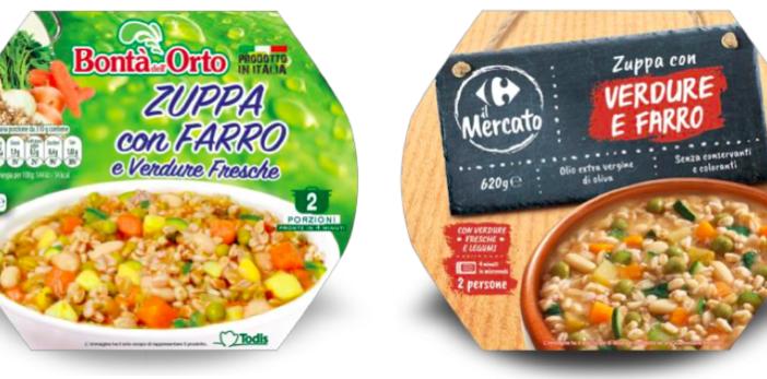 Nuova sospetta presenza di botulino nelle zuppe fresche