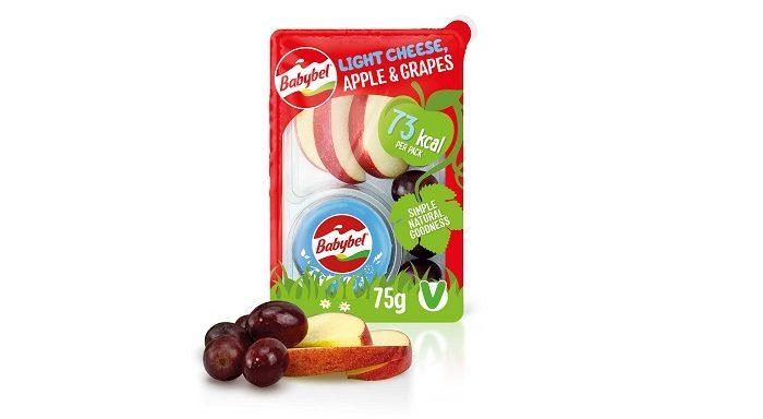Snack frutta e formaggio, l'innovazione very British