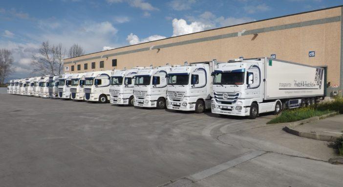 Logistica, con B&B Enterprise, e innovazione di prodotto per La Linea Verde